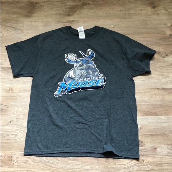 Manitoba Moose T-Shirt NWOT